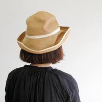 クシュッとやわらか。好みのスタイルで楽しめる「マチュアーハ」のBOXED HAT