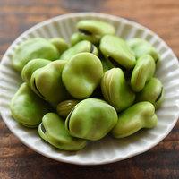 彩り鮮やかな春野菜。季節を感じる「お豆」のレシピ<下ごしらえ・茹で方付き>