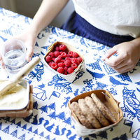 フィンランドの風景を食卓に。「SAANA JA OLLI(サーナ ヤ オッリ)」の素敵な世界