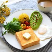 朝ごはんはトースト派のあなたへ。みんなの「食パンの朝食」をのぞいてみよう