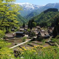古き良き日本の里山の面影を今に伝える集落 ~世界遺産・五箇山の見どころ~
