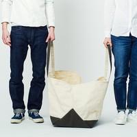 ひと針ひと針思いを込めて。北海道よりHITOHARIのバッグをご紹介します。
