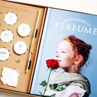 あなたも調香師になれちゃう?!コクヨの「香りのワークブック」で作るオリジナルパフューム