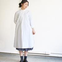 すとんと1枚で着ても、羽織りにも◎「シャツワンピース」の春コーディネート集