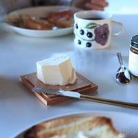 """おしゃれで朝から笑みがこぼれちゃう。""""東屋""""のバターケースを食卓に"""