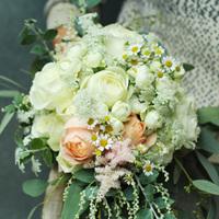 vol.36 アトリエみちくさ -日常にも、ハレの日にも。 町のお花屋さんが生み出す特別な結婚式