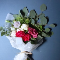 美しい花に「ありがとう」をのせて。母の日の贈り物にex.(イクス)のブーケを