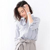 今年顔のシャツコーデ大研究~1枚のシャツとの出会いでおしゃれ度UP!