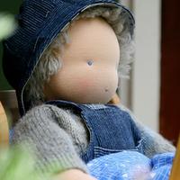愛するわが子へ。スウェーデンの「ウォルドルフ人形」を手作りしてみませんか?