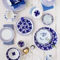 モナミ・クリナラ・ペルゴラetc。魅力的な絵柄が揃うロールストランドのテーブルアイテム