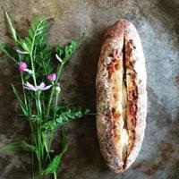 大山の自然の恵みに育まれて…自家製酵母のパンやさん「小さじいち」