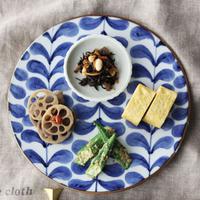 """""""北欧""""も""""日本""""も、藍色の器が大好き♪お料理が美味しそうに見える""""コバルトブルー""""を集めました"""