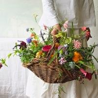 いつも暮らしに花を添えたい。おうちにあるものでカジュアルなフラワーアレンジメント