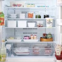 どうしたらきれいに見えるの?お手本にしたい冷蔵庫収納とすっきりテクニック