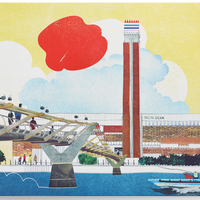 大人のアートな旅絵本《ルイ・ヴィトン》の「トラベルブック」が美しい!