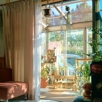 太陽たっぷり心地いい空間♪こんなおうちに憧れる「サンルーム」のあるインテリア集