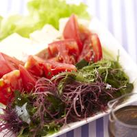 食物繊維・栄養たっぷり。カラダに嬉しい「海藻サラダ」のレシピ