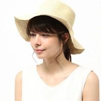 パナマハット発祥の地から。ナチュラルな麦わら帽子「エクアンディーノ」が可愛い♪