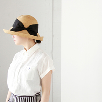 夏コーデには帽子がマスト! 【フェミニンorカジュアル?】おすすめハット集めました。