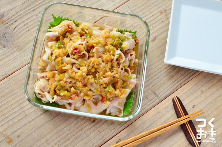 麺類、サラダ、冷奴にもぴったり!ヘルシーだけど旨味もたっぷり「豚しゃぶ」レシピ