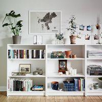 シンプルな本棚も使い方次第でおしゃれに変身!〜IKEAの本棚特集〜