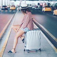 夏旅の準備はOK?旅行に持っていきたい素敵な【スーツケース】を集めました