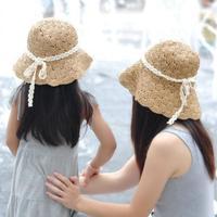 日差しから子どもを守る。親子おそろいで被りたい夏の帽子作り