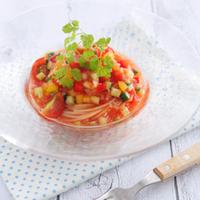手際よく作るコツもご紹介♪色鮮やかな夏野菜を使った「冷製パスタ」レシピ集