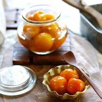 デーツ・メープル・黒蜜・金柑…...体にやさしい「シロップ」の使い方とアレンジレシピ