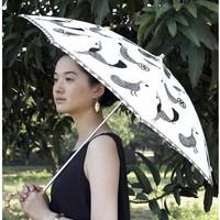 """素敵な""""日傘""""で装いに雰囲気をプラス。この夏取り入れたい日傘と日傘コーデお手本帖"""