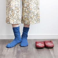 靴下の「丈別」バランス講座。ボトムス×ソックスのおしゃれな履きこなし