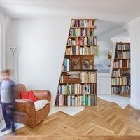 あふれた本をアートに♪北欧の図書館で「見せる収納」を学びましょう!