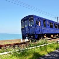 熊本と鹿児島を結ぶ《おれんじ食堂》でゆったり、のんびり、美味しく楽しむ列車の旅