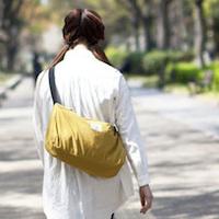 気軽に使える上質バッグ。カラーも可愛い♪「ワンダーバゲージ」のSunnyシリーズ