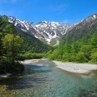美しい景色と美味しいソフトクリームを求めて。長野県【上高地~徳澤園】の観光スポット