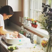 出産祝いにも♪赤ちゃんのお風呂タイムに大活躍な、ベビーバスやお風呂グッズ