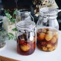 冷たいドリンクやお菓子作りにも◎自家製『果実シロップ』を作ろう♪