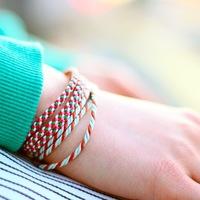 美しい柄と色、伝統工芸をアクセサリーに。PRAYER(プレア)の「京くみひも」が素敵