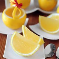 簡単なのに贅沢!「まるごとフルーツゼリー」の作り方とアレンジレシピ