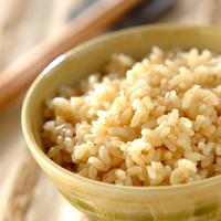 玄米の食べ方ってこれでいいの?おいしい玄米を炊くコツとレシピ帖