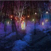 生誕120年記念!「宮沢賢治童話村」のライトアップが幻想的で美しい*
