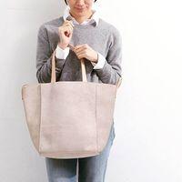 革の本質をシンプルに生かす。「裏」がない『n.number』の上質なバッグたち