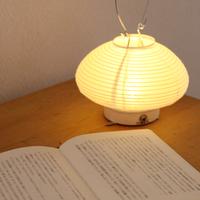 美濃和紙が作り出す優しい灯り。「道行灯(みちゆきとう)」のLED提灯