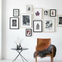 壁を自由なキャンバスに。『ウォールアート』のインテリア&アイデア集