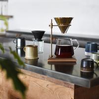 より贅沢なコーヒーの時間を。KINTO(キントー)スロースタイルコーヒの新しい提案。