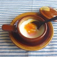 愛くるしい形♪驚くほどふっくら美味しい目玉焼きが作れる「エッグベーカー」の使い方