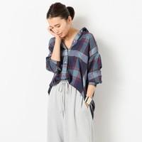秋ファッションには欠かせない♪【チェックシャツ】のお手本コーデと着回しテクをご紹介