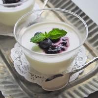 ぷるるん♪とろける濃厚な味わい…「ブラン・マンジェ」でおうちカフェを楽しもう