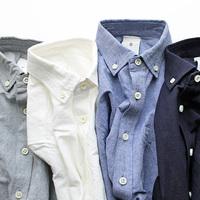 買い足ししたいのはどの長袖シャツ?バリエーションと着こなしコーデ