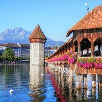 山と湖が織りなす湖畔の街を訪れませんか ~スイス ルツェルンのおすすめスポット~